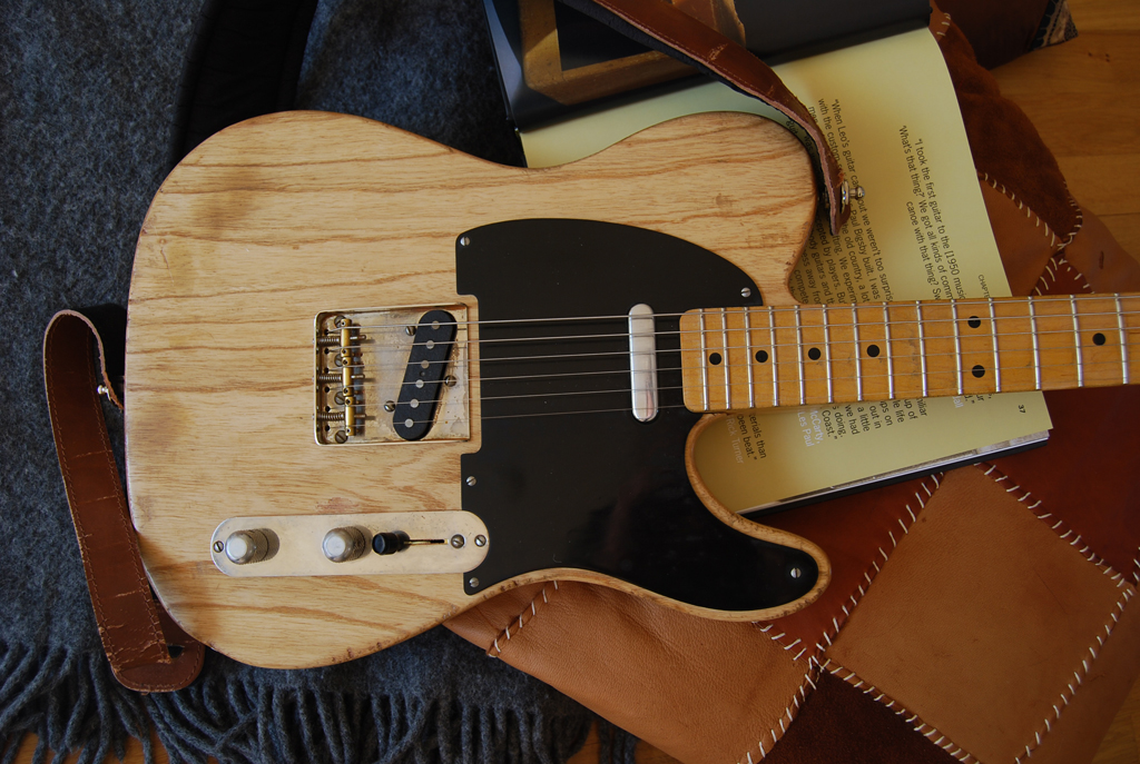 show us your teles with natural finish page 6 telecaster guitar forum. Black Bedroom Furniture Sets. Home Design Ideas